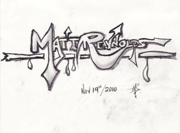Graffiti - Matt Reynolds