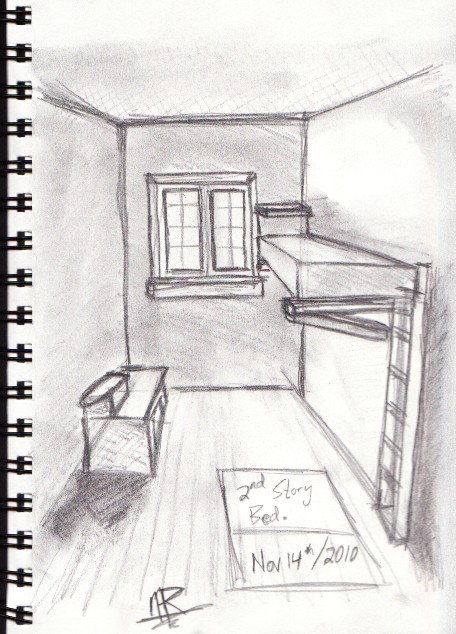 """""""2nd Story Bed"""""""