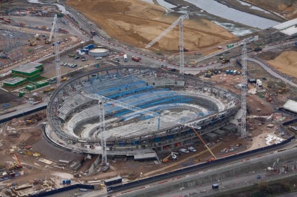 London Velodrome via london2012.com