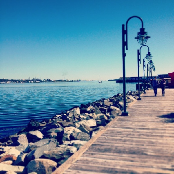 Halifax Harbour Front